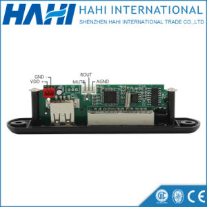 Digital DC Bluetooth MP3 Decoder Board for FM Radio pictures & photos