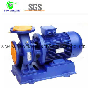 Horizontal 24m3h Flow Range Lo2 Cryogenic Centrifugal Pump