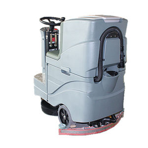 Dycon Double Brush Ride-on Floor Scrubbing Machine pictures & photos