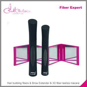2PCS/Set 3D Fiber Lashes Mascara Makeup Lash Eyelashes Waterproof Double Mascara Maquillage Thick Enhance Curling Mascara pictures & photos