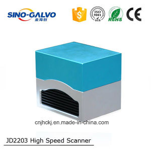 Jd2203 Digital Galvo Scanner for Portable Handheld Laser Marking pictures & photos