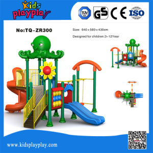 Funny and Popular Plastic Children Outdoor Playground pictures & photos