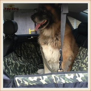 High Quality Waterproof Camouflage Pet Car Seat Cover /Dog Seat Cover (KSD008) pictures & photos