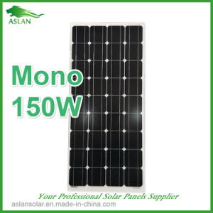 17.6%-18.6% High Efficiency Monocrystalline Solar Module pictures & photos