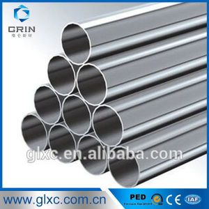 Thin Wall PED 304 Od23xwt0.5mm Stainless Steel Tube for for Air Conditioning Heat Pump pictures & photos