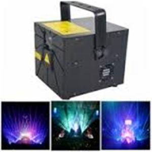 5W RGB Full Color Animation Laser for DJ Light Ilda pictures & photos