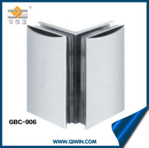 Glass to Glass Zinc Alloy Shower Door Glass Fitting pictures & photos