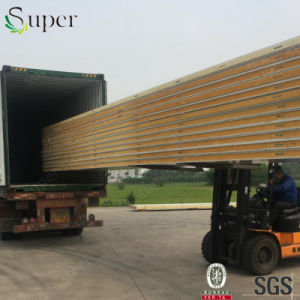 PU Sandwich Panel for Cold Room Storage Buildings pictures & photos
