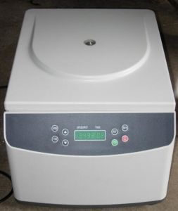 Tabletop Centrifuge for Laboratory with Rcf 3470g 2008-1 pictures & photos