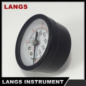 001 40mm Black Steel Case Vacuum Manometer pictures & photos