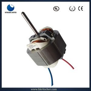 Factory Mini AC Motor for Lampblack Absorber Faceplate pictures & photos
