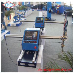 Small Flame Plasma CNC Cutting Machine Price pictures & photos