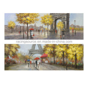 Modern Landscape Wall Art Oil Canvas Painting pictures & photos