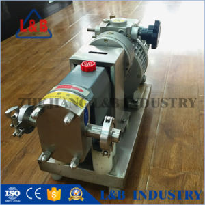 Industrial Small Electric Oil Pump / Steel Oil Transfer Gear Pump pictures & photos
