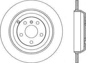 Car Parts Brake Disc Aftermarket pictures & photos