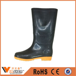 Food Industry PVC Work Boots for Construction Factory pictures & photos