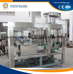 3in1 Wine/Juice/Water Glass Bottle Filling Machine pictures & photos
