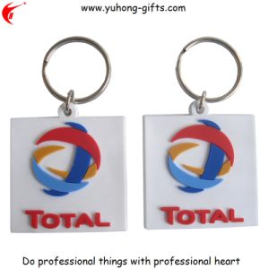 3D Soft PVC Key Ring Key Holder for Promotion (YH-KC015) pictures & photos