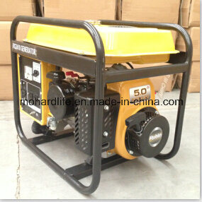 Gasoline Generator 2400W (GX2410) with Robin Gasoline Engine 5HP (EY20) pictures & photos