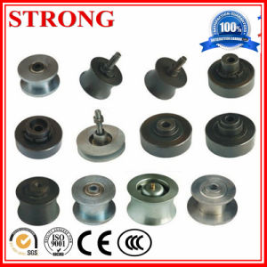 Tower Crane Wheel Elevator Roller Gear Back Construction Accessories pictures & photos