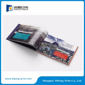 Perfect Binding Catalogue Printing with Hard Cover pictures & photos