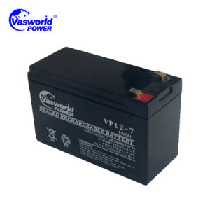 Best Price for AGM 12V7ah Lead Acid Battery pictures & photos