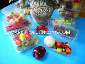 Plastic Food Tray Making Machine pictures & photos