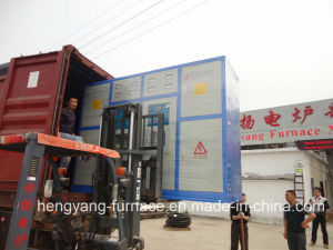 Metal Induction Melting Furnace for Iron, Copper, Steel, Aluminum, Steel pictures & photos