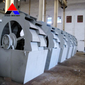 Chrome Washing Plant, Mobile Trommel Gold Washing Machine in Ghana pictures & photos