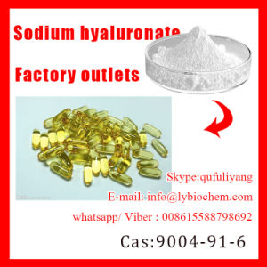 High Quality Sodium Hyaluronate Powder in Bulk Stock pictures & photos