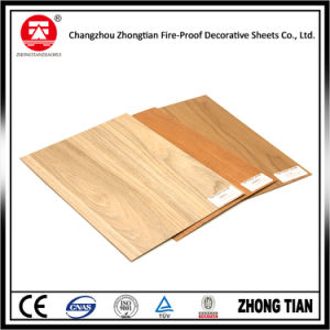 Wood Grain HPL/High Pressure Laminate pictures & photos
