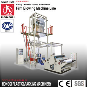 Rotary Die Head Film Blowing Machine Set pictures & photos