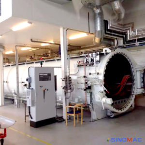 1500X7500mm ASME Approved Medical Resin Matrix Curing Autoclave (SN-CGF1575) pictures & photos