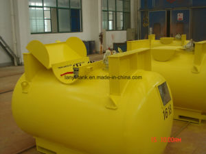 ASME Chemical Storage Tank Liner with PE Glass, Rubber with Valves and Level Gauge pictures & photos