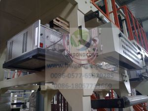 POF Film Blowing Machine with Corona Treatment pictures & photos