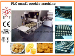 2017 New PLC Butter Cookie Depositor Machine pictures & photos