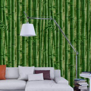 Beautiful Bamboo Design TV Wall Decor 3D Wallpaper Guangzhou pictures & photos