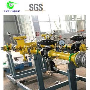 2120nm3/H Flow Capacity Gas Pressure Regulator Unit pictures & photos