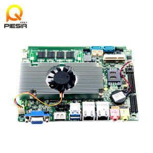 Industrial Motherboard with Mini Pcie and Mini SATA Slot, Embedded Motherboard pictures & photos