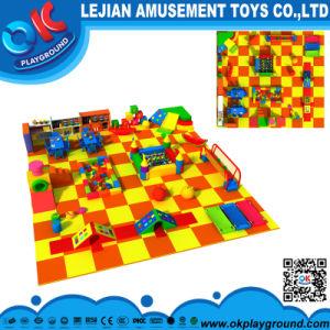 Jungle Theme Children Play Zone Amusement Playground pictures & photos