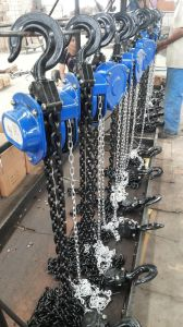Popular Manual Chain Hoist, High Quality pictures & photos
