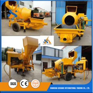 Modern Designs Wholesale Trailer Concrete Pump pictures & photos