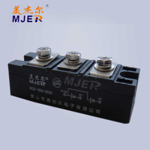 Rectifier Diode Module Mda160A SCR Control Power Module Rectifier pictures & photos