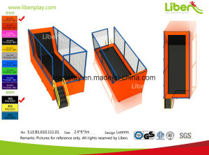 Hot Sale Indoor Small Trampoline Park pictures & photos