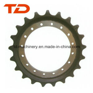 Large Drive Sprockets Ex300-5 Ex330-5 Zx270 Zx350 Hitachi Spare Parts/Segment Chain Sprocket pictures & photos