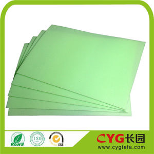 Acoustic Barrier Foam Board, Embossing, Tasteless XPE Foam Plant Manufacturer pictures & photos