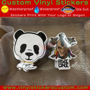 Weatherproof Die Cut Logo Custom Sticker&UV Protection Vinyl Sticker pictures & photos