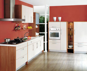 Home Furniture High Gloss Kitchen Cabinet Design Design for Sale pictures & photos