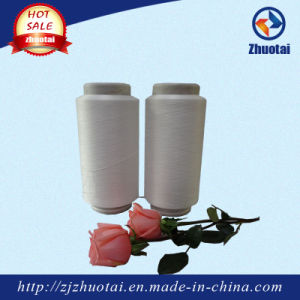 2075D/36f Acy Intermingled Air Jet Covered Yarn for Intimate Garments pictures & photos