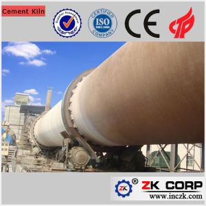 Rotary Kiln Producted by Most Professional Zk Manufacturer pictures & photos